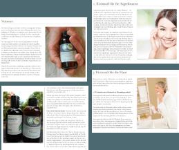 Rizinusöl Für Die Haare Reichhaltige Pflege Für Strapaziertes Haar